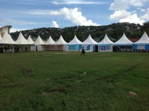 Tents view 2